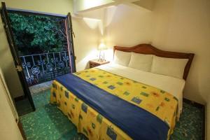 Habitación cama extra grande